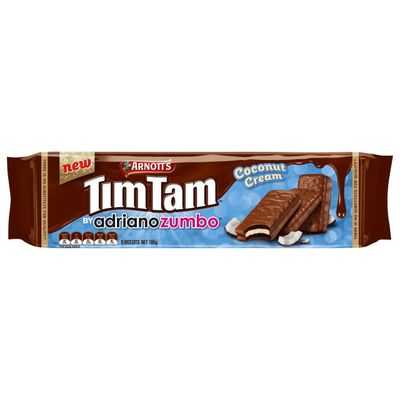 Arnott's Tim Tams Chocolate Coconut Cream