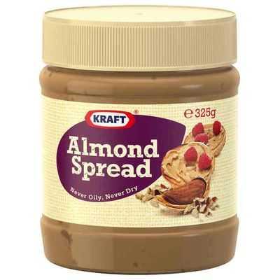 Kraft Crunchy Almond Spread