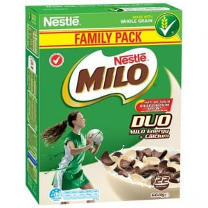 Nestle Milo Duo Cereal