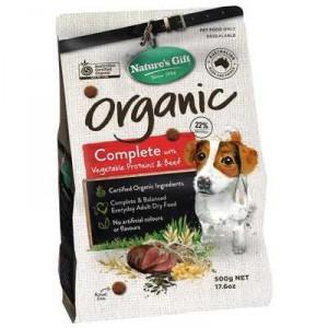 Natures Gift Adult Dog Food Beef & Veg