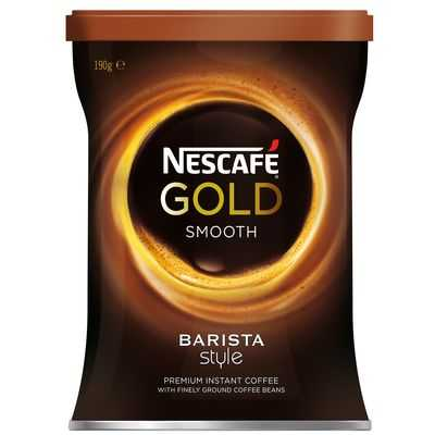 Nescafe Gold Smooth