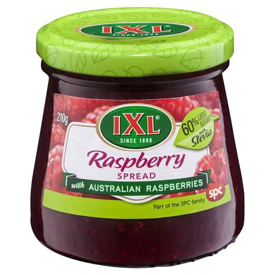 Ixl Raspberry Stevia
