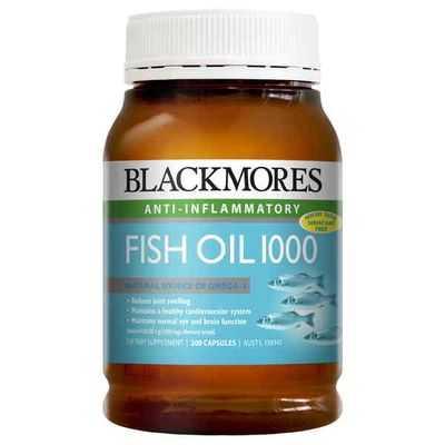 Blackmores Fish Oil 1000mg