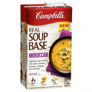 Campbell's Real Soup Base Moroccan