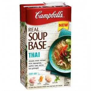 Campbell's Real Soup Base Thai