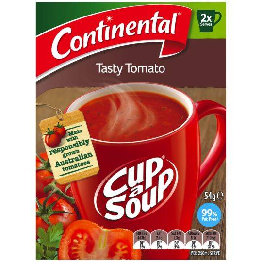 Continental Cup A Soup Tasty Tomato