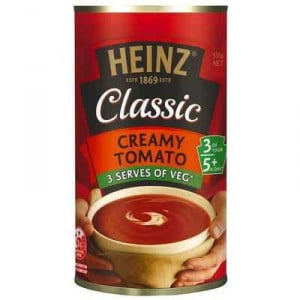 Heinz Classic Canned Soup Soup Creamy Tomato