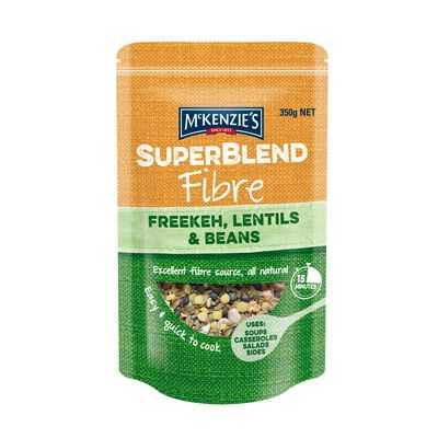 Mckenzie's Soup Mix Superblend Fibre