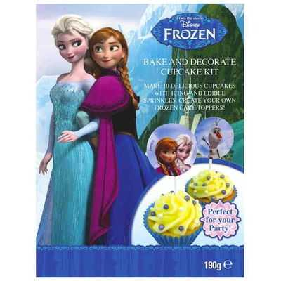 Disney Frozen Cupcake Mix