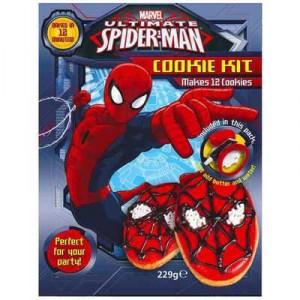 Disney Spiderman Cookie Mix