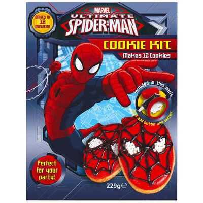 Disney Spiderman Cookie Mix