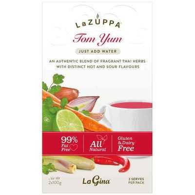 La Zuppa Tom Yum Soup