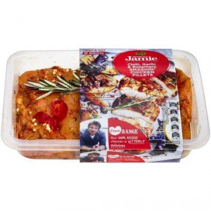 Created With Jamie Chilli Garlic & Rosemary Chicken Fillets