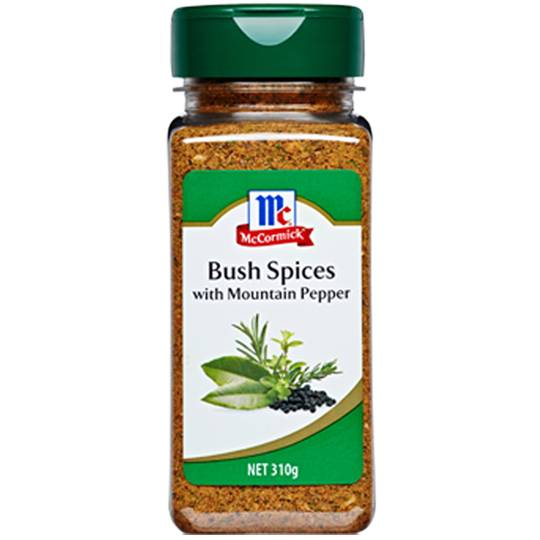 Mccormick Dried Spices Bush Spices With Pepper