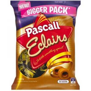 Pascall Toffee Eclairs