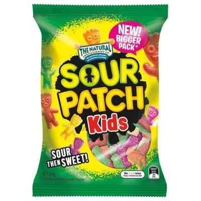The Natural Confectionery Co Sour Patch Kids