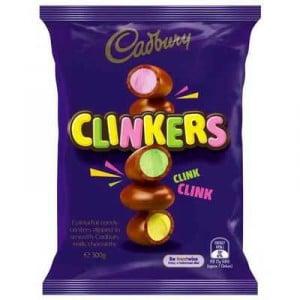 Cadbury Clinkers Bites