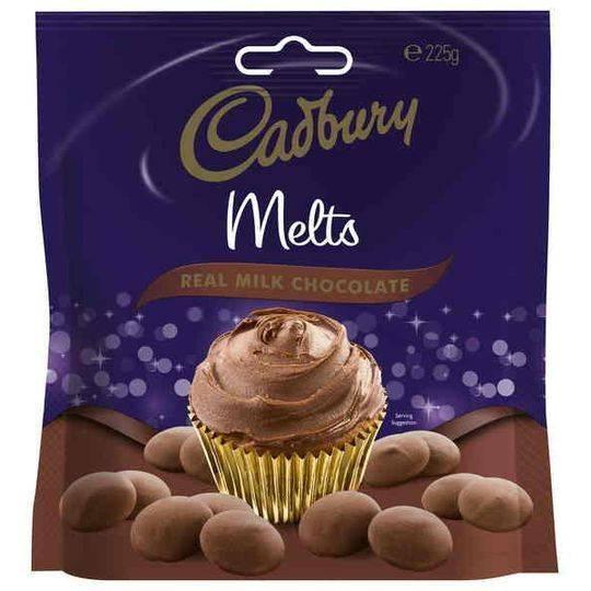 Cadbury Baking Milk Chocolate Melts