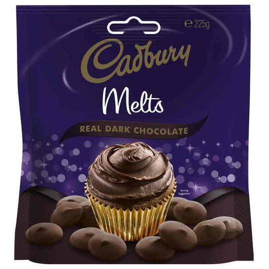 Cadbury Baking Dark Chocolate Melts