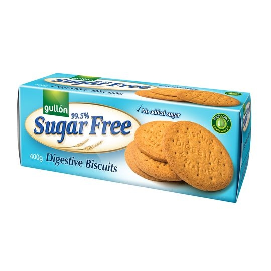 Gullon Biscuits Digestive Plain