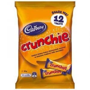 Cadbury Crunchie Sharepack