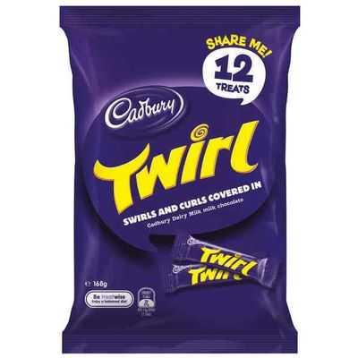 Cadbury Twirl Sharepack