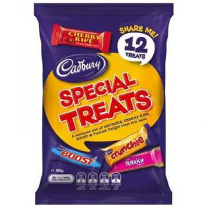 Cadbury Special Treats Sharepack
