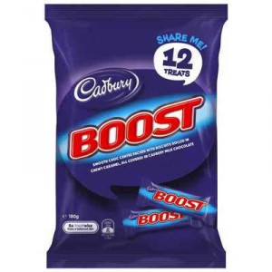 Cadbury Boost Sharepack
