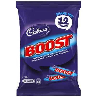 Cadbury Boost Sharepack