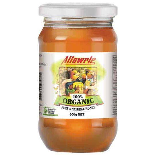 Allowrie Organic Honey
