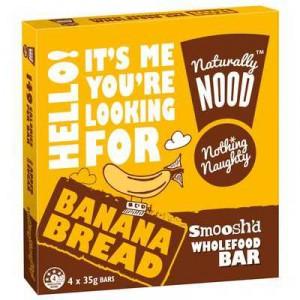 Naturally Nood Bar Banana Bread