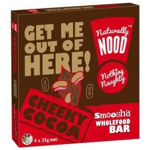 Naturally Nood Bar Cheeky Cocoa