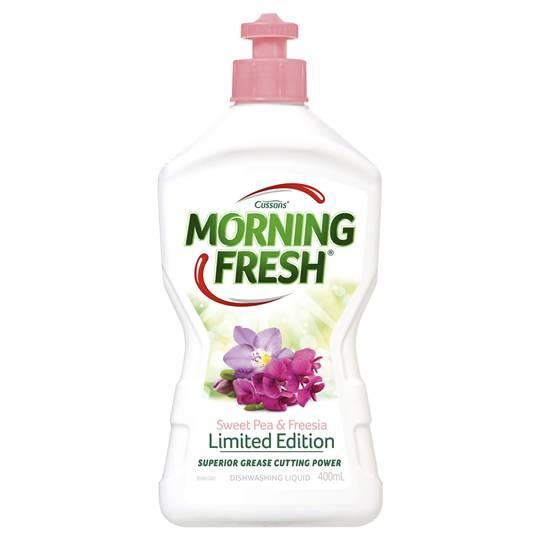 Morning Fresh Dishwashing Liquid Limited Edition