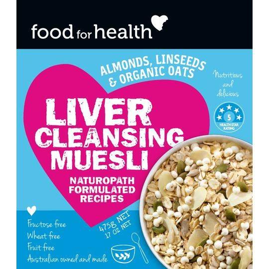 Food For Health Muesli Liver Cleansing