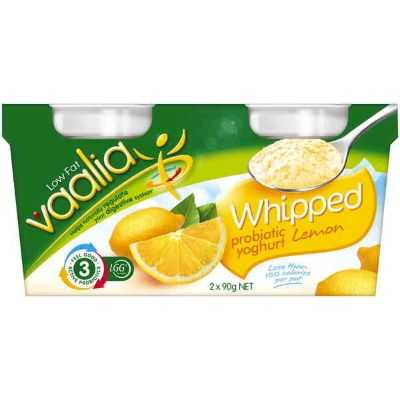 Vaalia Whipped Lemon Yoghurt