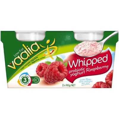 Vaalia Whipped Raspberry Yoghurt