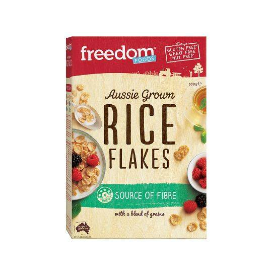 Freedom Foods Rice Flakes
