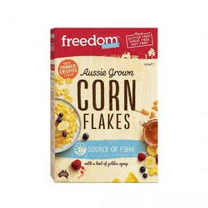 Freedom Foods Corn Flakes