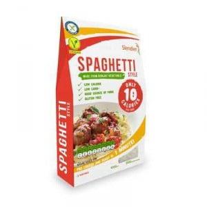 Slendier Slim Pasta Spaghetti Style