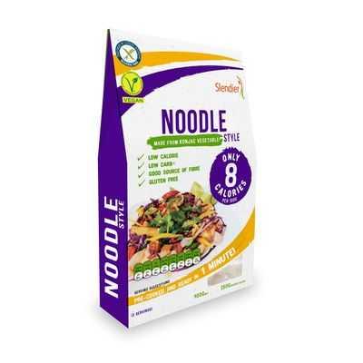 Slendier Slim Noodles Style