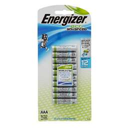 Energizer Eco Advanced Aaa Batteries