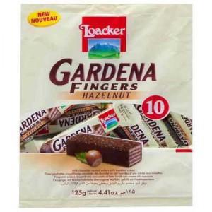 Loacker Gardena Hazelnut Fingers