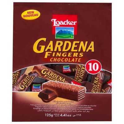 Loacker Gardena Chocolate Fingers