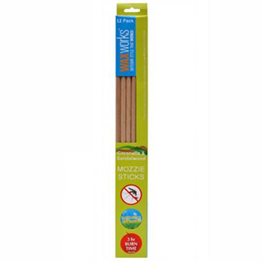 Waxworks Mozzie Sticks