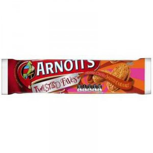 Arnott's Monte Carlo Salted Caramel