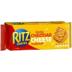 Ritz Cheese Snackz