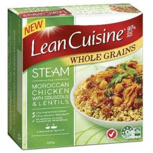 Lean Cuisine Steam Moroccan Chicken