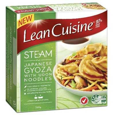 Lean Cuisine Steam Gyoza Udon Noodles