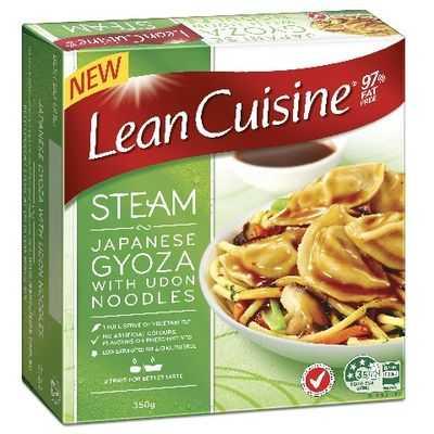 Lean Cuisine Steam Gyoza Udon Noodles