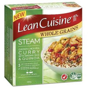 Lean Cuisine Steam Chicken Curry